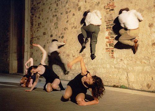 """""""Le mura"""" by Roberto Cocconi - Compagnia Arearea. #Dance"""