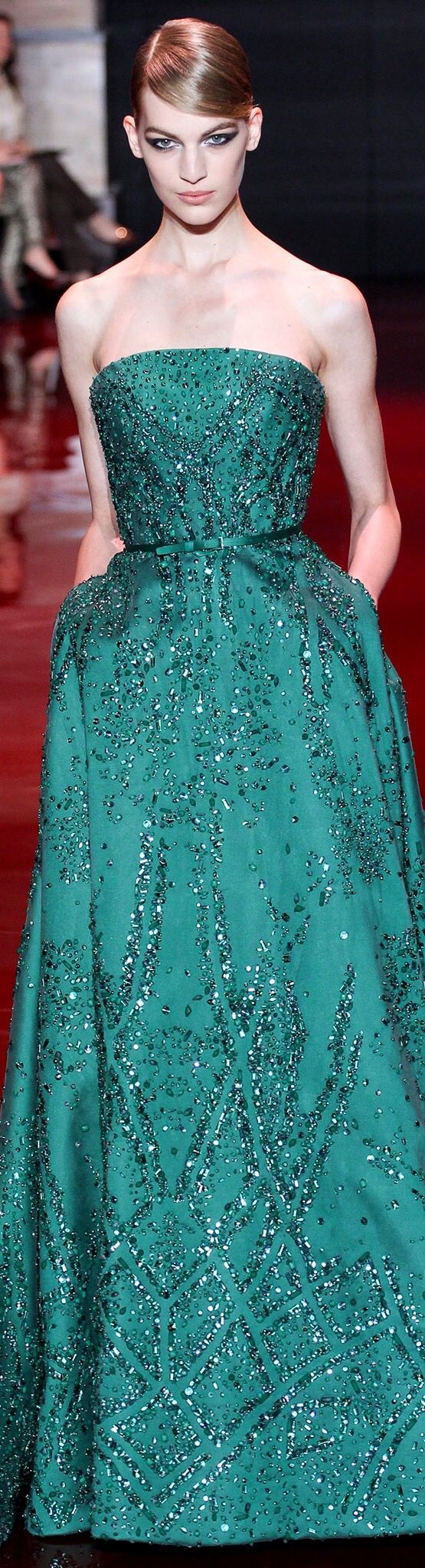 258 best LACE . KIM TUYEN images on Pinterest   Evening gowns ...