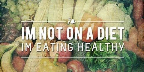Imagine to have a source of information to help you improving your personal lifestyle. Accessible to everyone via a website, called Healthrevolution. There is no diet that will do what eating healthy does. What a wonderful and healthy world it would be, skip your diet, just eat healthy.