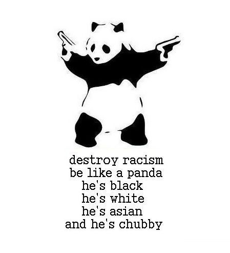 I've always believed Panda's are our future!