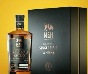 vinjournalen.se -   : Israeliskt destilleri första lokala producenten av single malt    The Milk & Honey Distillery (M&H) skrev historia på mer än ett sätt när man är det första destilleriet i Israel men även i hela mellan östern som producerar single malt whisky enligt traditionella skotska regler och under namnet The Milk & Honey Single Malt.Destilleriet presenterade... https://www.vinjournalen.se/nyheter/2017/07/06/israeliskt-destilleri-forsta-loka