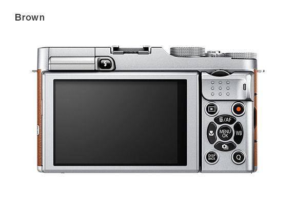X-M1 Appareils à objectif interchangeable digital camera Vues du produit | Fujifilm France