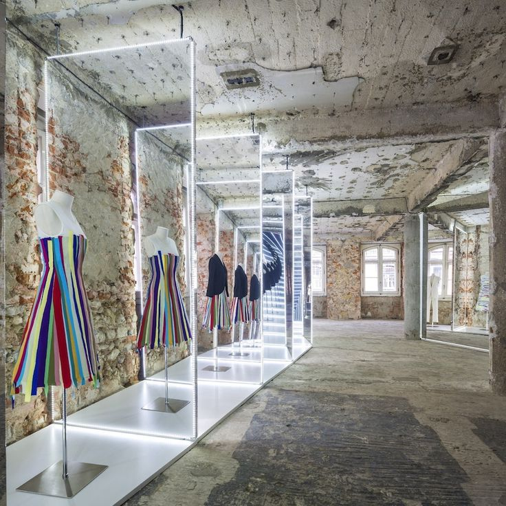 Retail Design | Store Interiors | Shop Design | Visual Merchandising | Retail Store Interior Design | Felipe Oliveira Baptista Exhibition