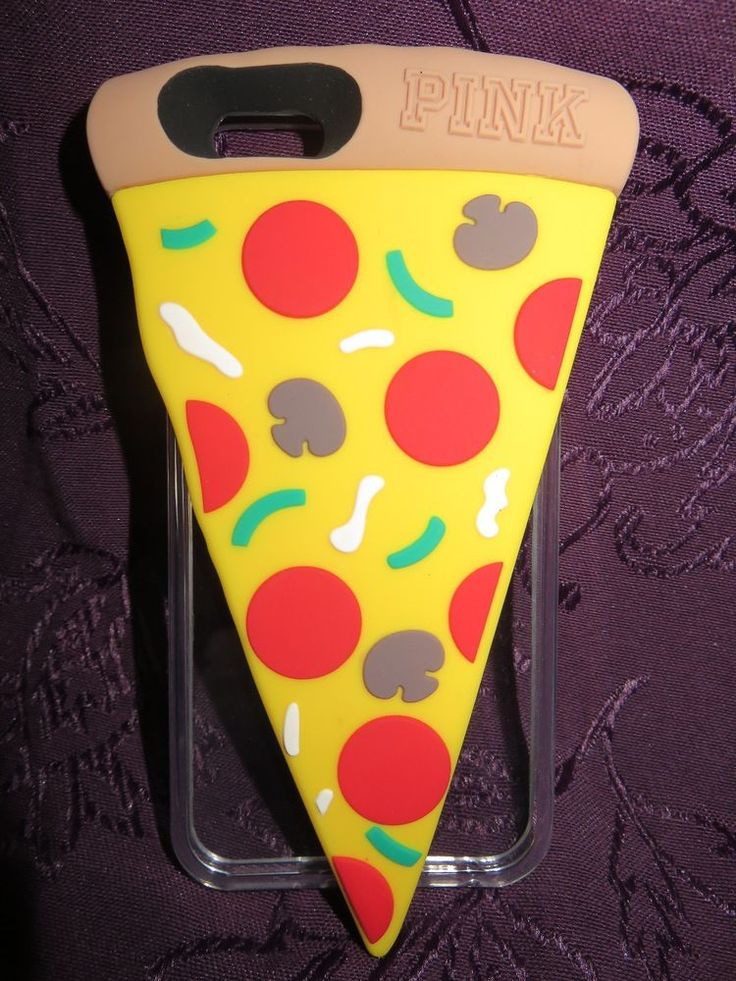 Victorias Secret Flexible Pizza iPhone 6/6s Phone Case RARE LTD EDITION PROMO
