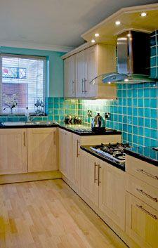 82 best Turquoise Kitchen images on Pinterest   Kitchen, Turquoise ...