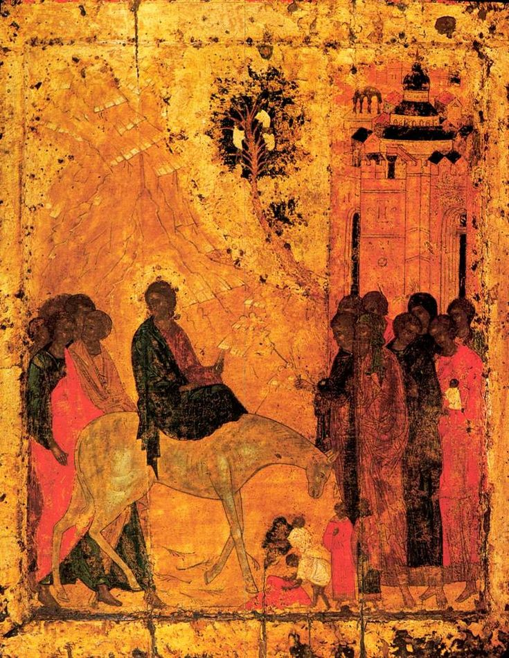 Google Image Result for http://uploads7.wikipaintings.org/images/andrei-rublev/lord-s-entry-into-jerusalem-1405.jpg