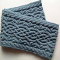 Echarpe Irène en laine Modèle de tricot - Loisirs créatifs