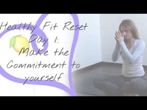 New Years Resolution Yoga - Committing to your best self - YouTube