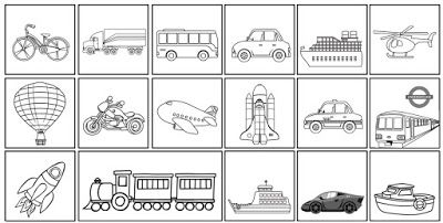 Ideenreise: vehicles