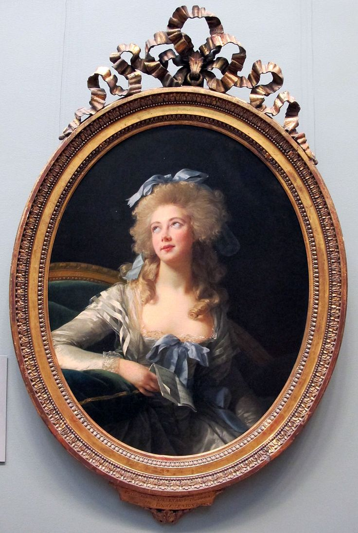 Catherine Grand.Élizabeth Louise Vigée le Brun,madame Grand(poi m.me de Talleyrand Périgord principessa di Benevento),1783. Catherine Noele Grand(née Worlée;1762-Dec.10,1834) mistress and later the wife of French diplomat Charles Maurice de Talleyrand-Périgord,the 1st Prime Minister of France.From their marriage in 1802 until her death she was Catherine Noele Grand de Talleyrand-Périgord, Princesse de Bénévent.Madame Grand was known for her striking Nordic beauty,as well as her ingenuous…