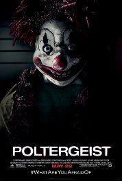 Poltergeist (2015) Poster #WhatAreYouAfraidOf