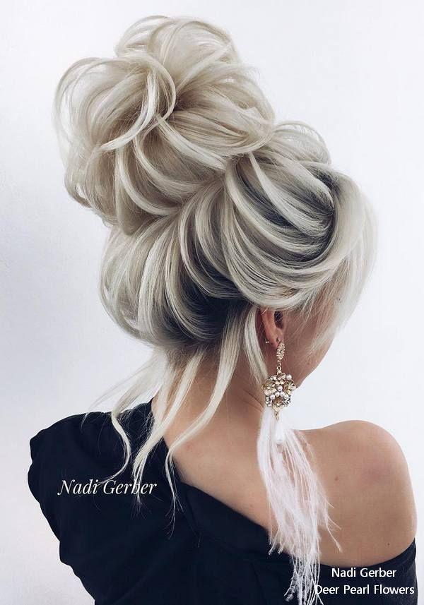 Nadi Gerber High Updo Wedding Hairstyles Weddings Weddingideas Hairstyles Weddinginspiration Hair Styles Wedding Hair Inspiration Wedding Hairstyles Updo