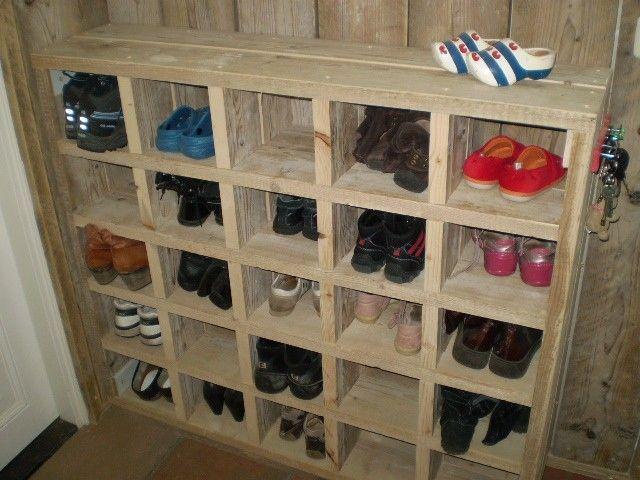 schoenenkastje maken - Google zoeken