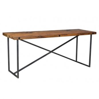 Railwood Console Table - CDI - Available at Warehouse 74