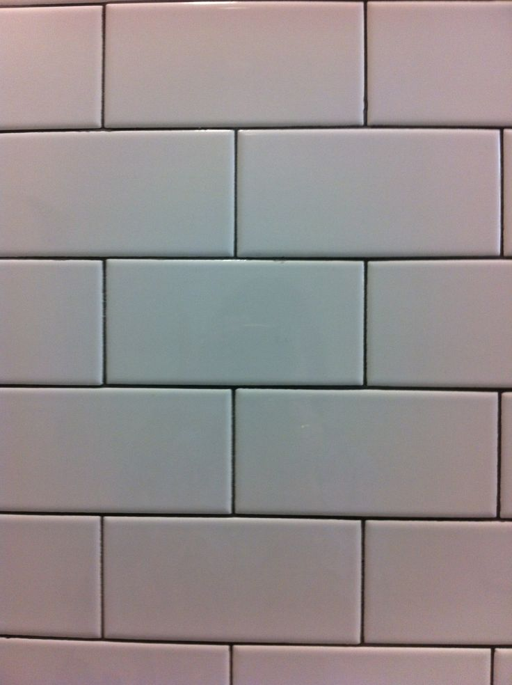Colored Grout And New Tile Create Fresh Bathroom Look: Pinterest • The World's Catalog Of Ideas