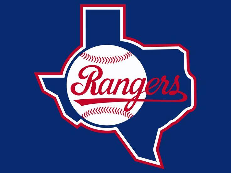 Texas Rangers retro logo