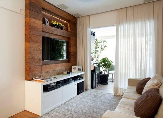 Decoração de apartamento pequeno: como reformar e organizar