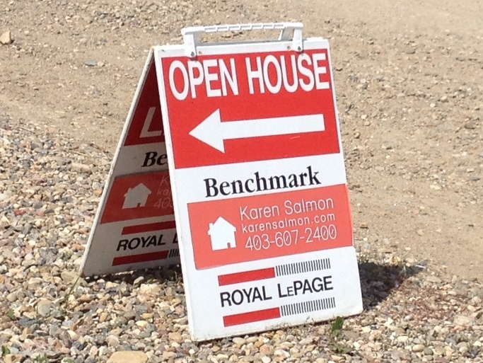 Check out the monthly Parade of Open Houses in Okotoks #realestate www.OkotoksOpenHouses.com