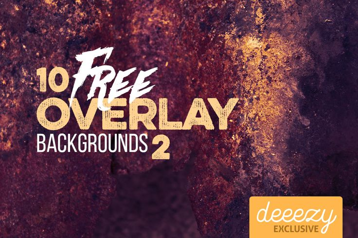 10 Overlay Backgrounds 2   Deeezy - Freebies with Extended License