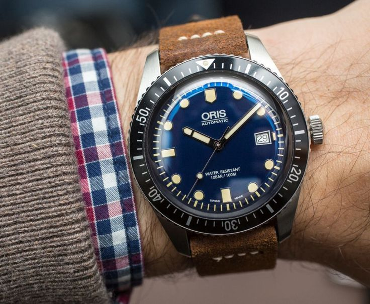 Oris Divers Sixty-Five 42mm Watch Hands-On