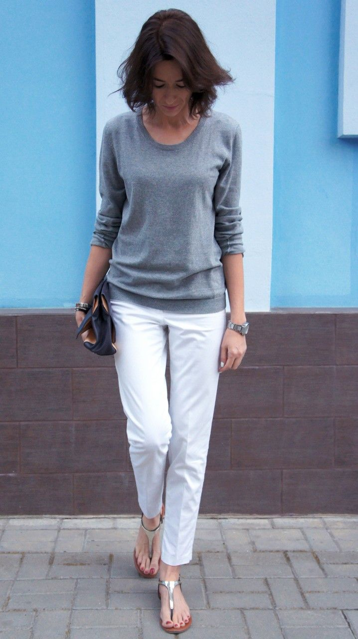 Базовый серый цвет.