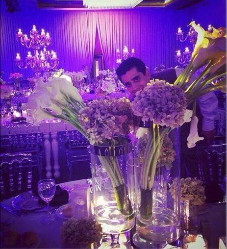 Repost from @cukuorhan: Nothing beats a dream wedding setup with passionate associates! Tutkulu çalışanlarımızla rüya gibi bir düğünü hazırlamanın yerini hiç bir şey tutamaz!  #sheraton #bursa #sheratonbursa #hotel #wedding #decoration #style #design #interior #purple #white #silver #associates #team #teamwork #flowers