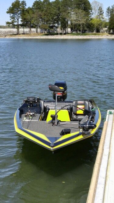 Best Bass Boat Images On Pinterest - Bullet bass boat decals