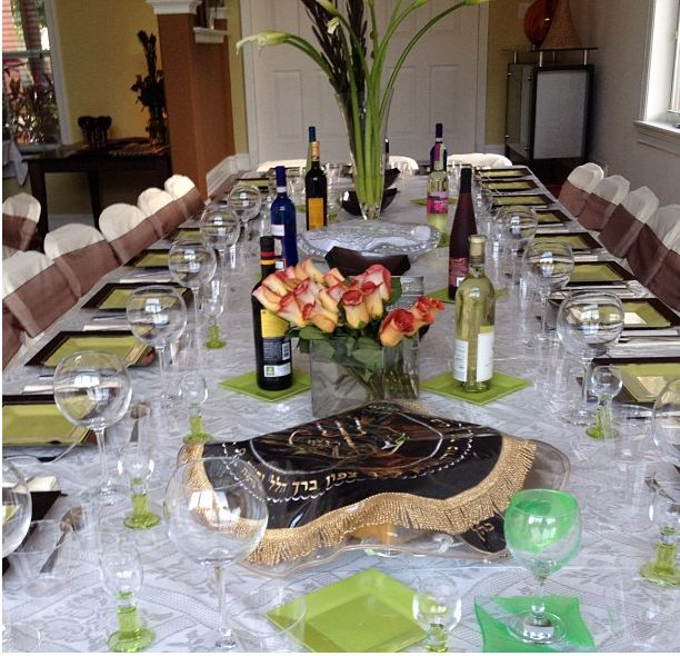 11 Best Images About Passover Table Ideas On Pinterest