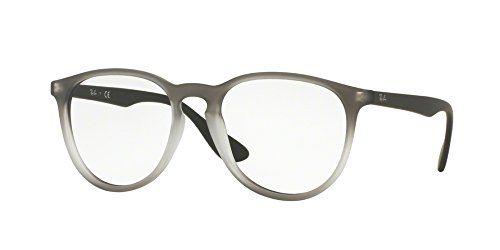 #Ray-Ban #RX7046 #5602  #51-18mm  #Grey #Gradient #Rubber  #Eyewear #Frames Ray-Ban RX7046 5602 | 51-18mm | Grey Gradient Rubber | Eyewear Frames, , Mesures: 51-18-140 (largueur des verres - taille du pond - et longueur des branches), Referenz: RX7046 5602, Geschlecht: Homme, Matière: Plastik, Couleur: grau - schwarz
