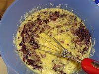 La buona cucina di Katty: Frittata di radicchio al forno
