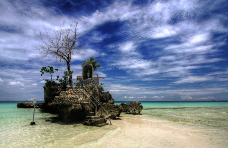 Willys Rock, Philippines - For further information, a map, & photos: http://www.amazingplacesonearth.com/