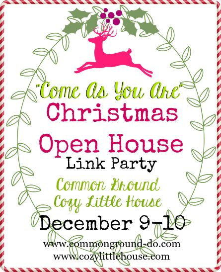 1000  Ideas About Christmas Open House On Pinterest