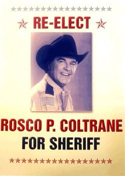 Rosco has my vote