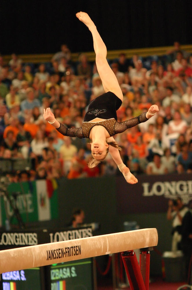 Romanian gymnast sexy opinion