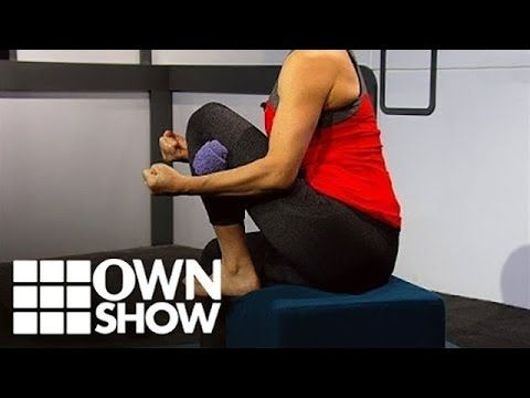 Do you knees feel creakier than then used to? Jill Miller, founder of Yoga Tune Up, has the stretch for you that will loosen up your knees immediately. For m...