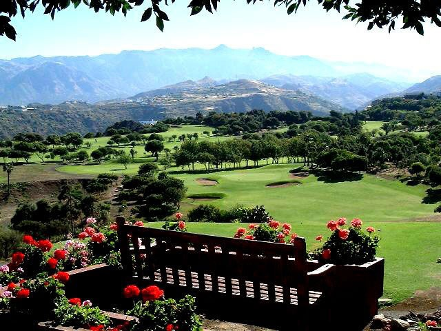 Real-club de golf,Gran Canaria