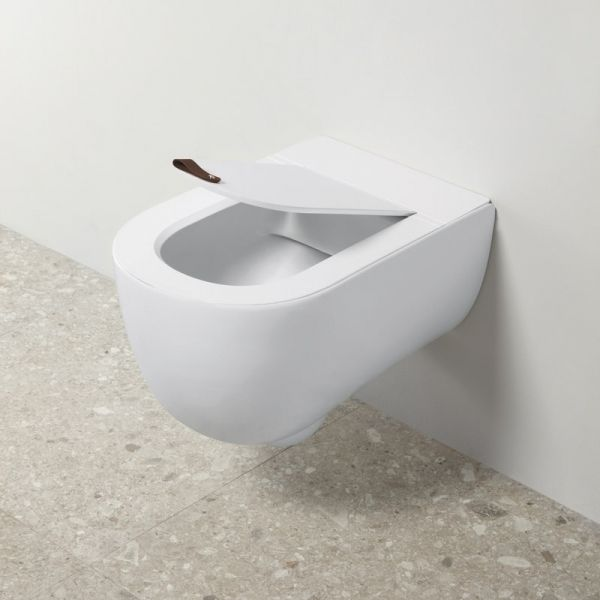Wc Sospeso The One Bordo Fino Rimless Senza Brida Arredamento
