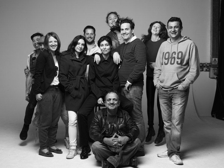 İskender kapak resmi çekimi sonrası.  Photo shooting for the bookjacket of Honour's Turkish edition.
