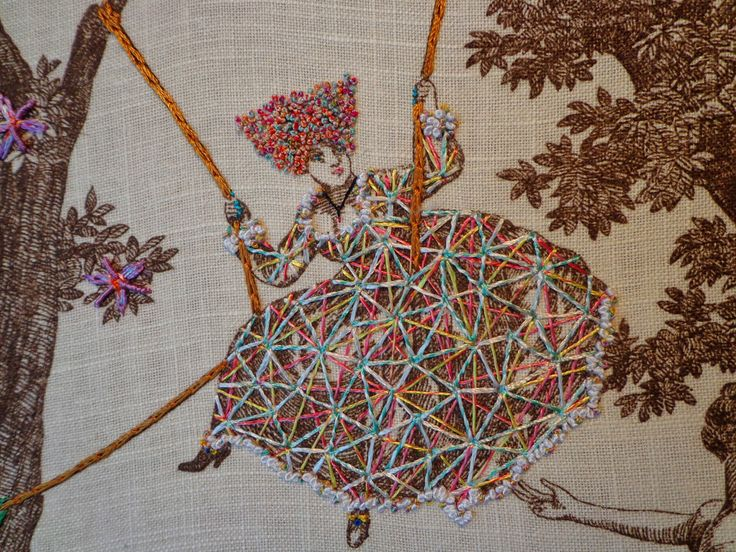Artisan Embroidery: Richard Saja & Historically Inaccurate