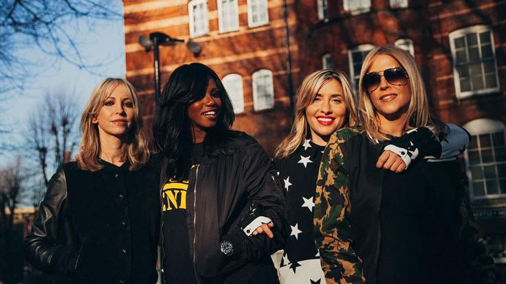 ​exclusive: the return of all saints, one of britain's best loved girl groups | read | i-D
