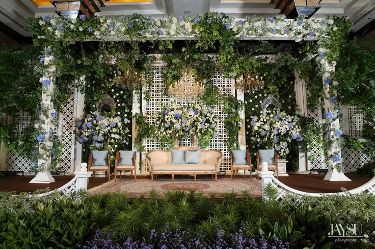 Rustic Wedding with Touch of Blue at Grand Hyatt Jakarta - 494a0308