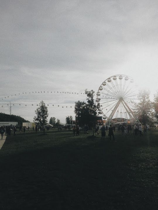 Electric Castle Festival, Bontida, Romania - by Adelina S. Gray