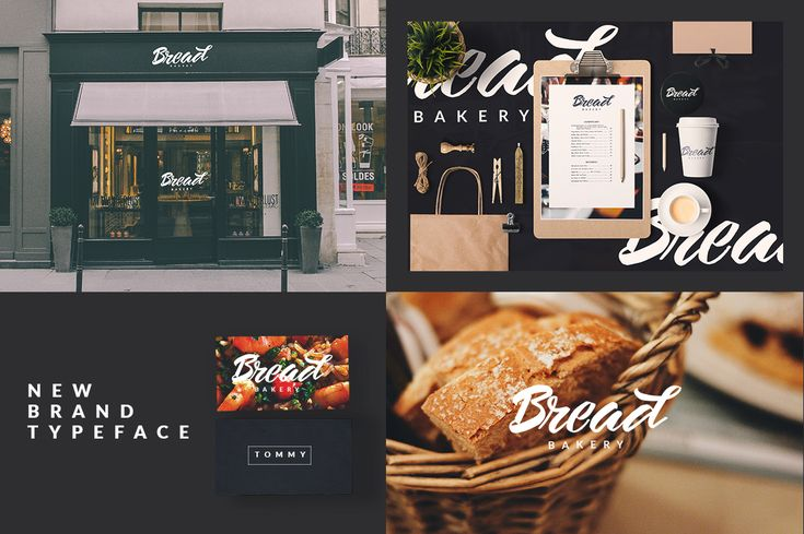 The Beard - Branded Typeface by Dirtyline Studio on @creativemarket