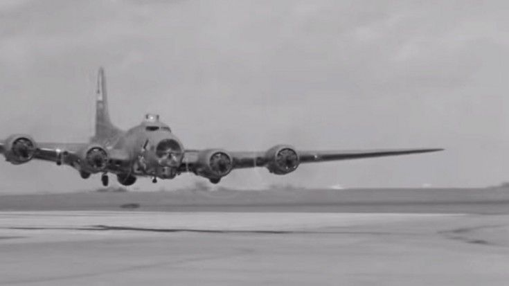 Tagged: Allied | B-17 Flying Fortress: Several Extremely Low Flybyshttp://worldwarwings.com/b-17-flying-fortress-several-extremely-low-flybys