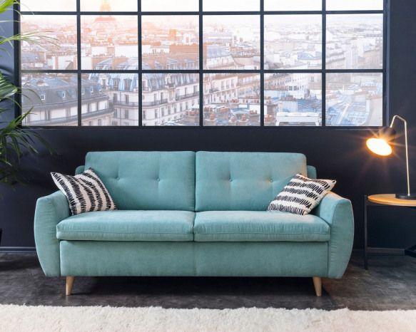 Canape Convertible Rapido Design Scandinave Modele Copenhague Convertible Convertible Lit Home Decor Furniture Home