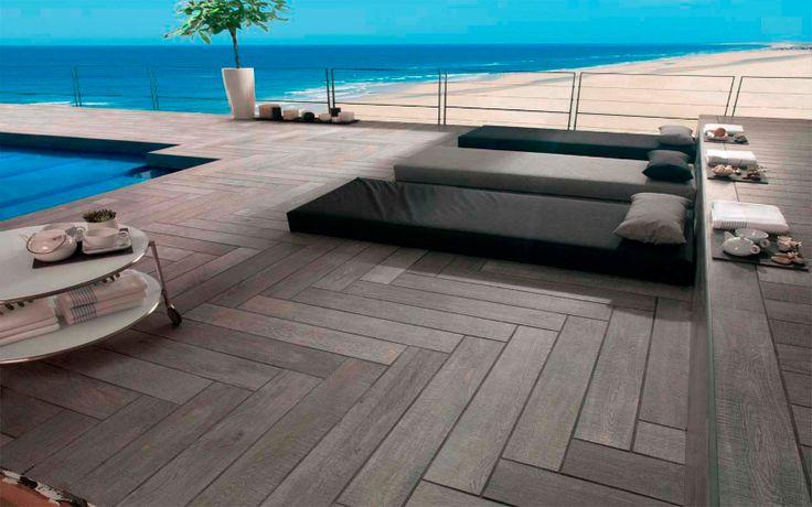 Las 25 mejores ideas sobre pisos imitacion madera en for Suelos de ceramica para terrazas