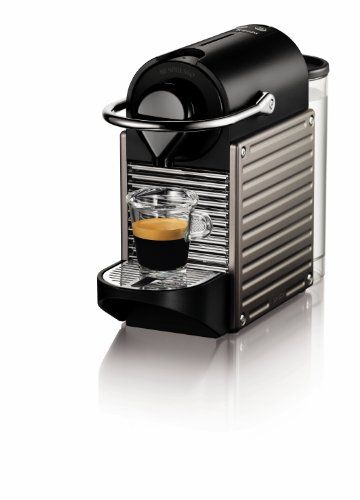 Nespresso Krups XN300540 Pixie Coffee Machine