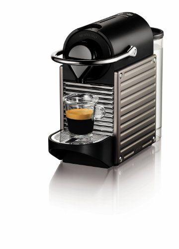 Nespresso Krups XN300540 Pixie Coffee Machine