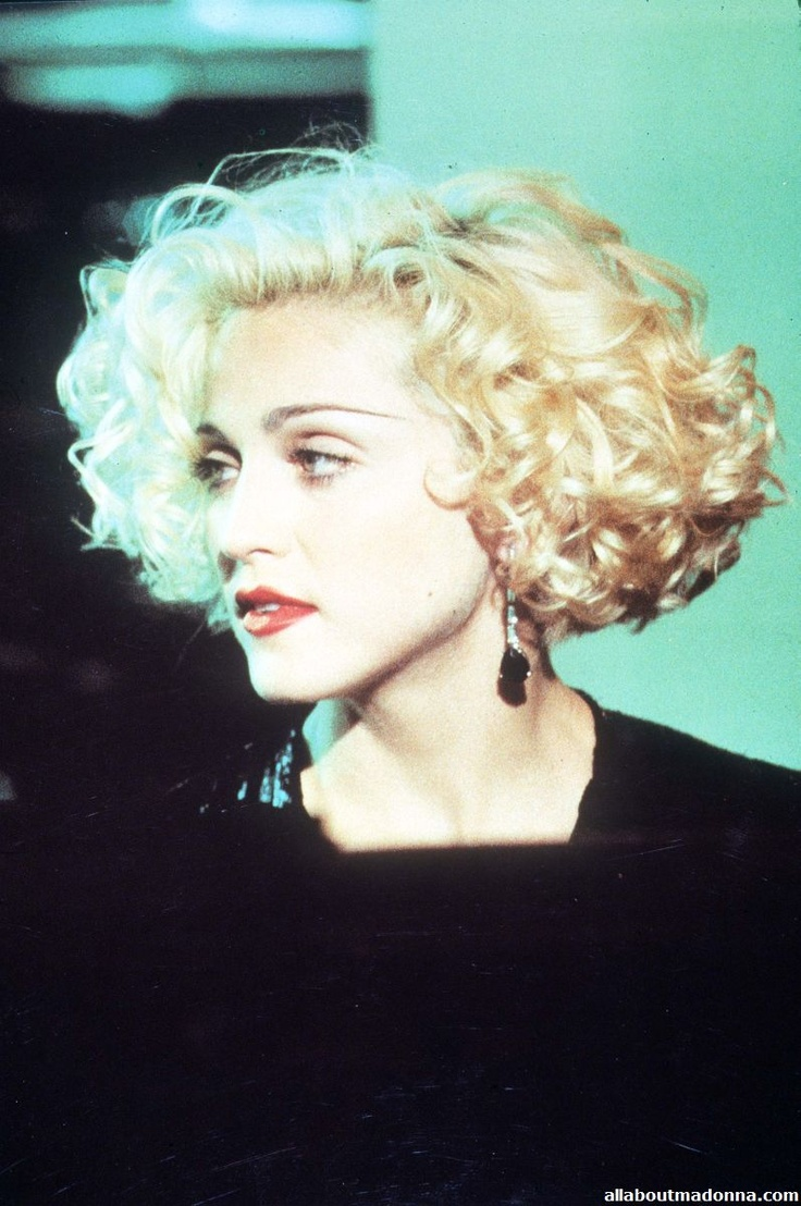 Madonna in Dick Tracy – Promo Pictures | all about Madonna