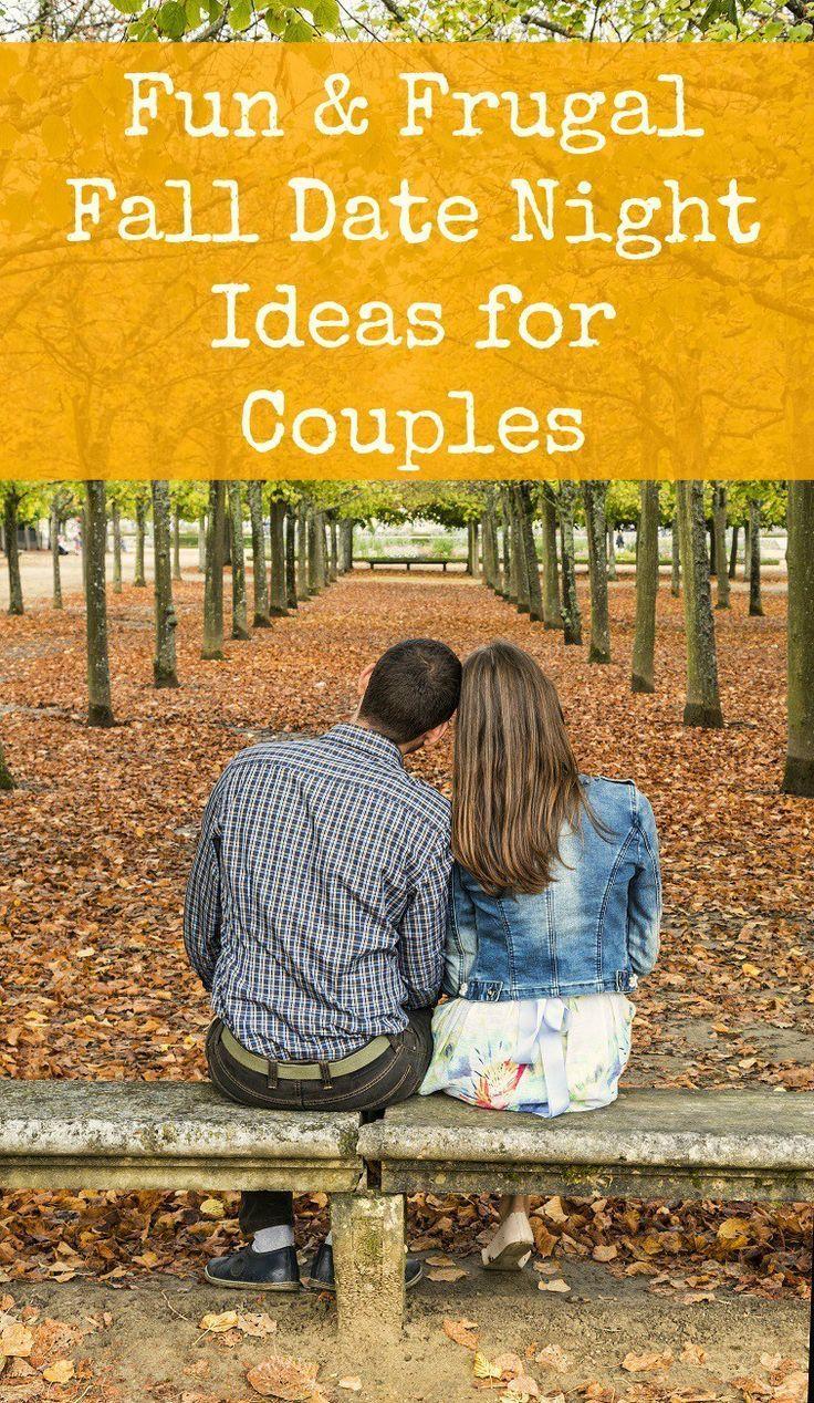 Fall date night ideas